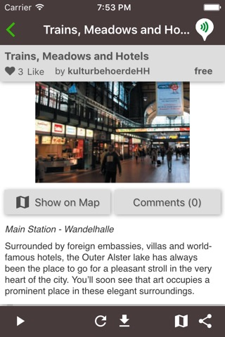 guidemate Audio Travel Guide screenshot 4