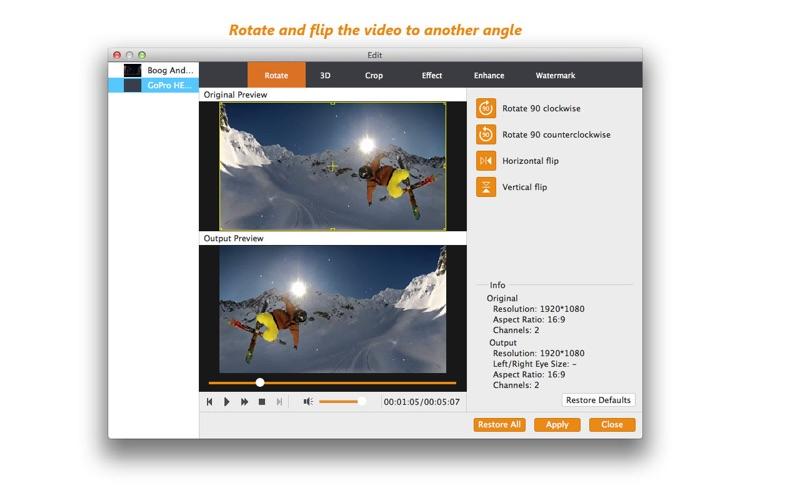 Video Editor Enhancer-Edit/Improve video quality Screenshots