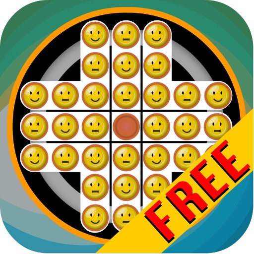 Marble Vita Free - Play With Peg Solitaire iOS App