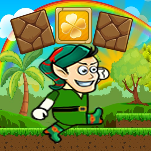 Lucky Elf Leprechaun Quest iOS App