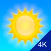 Motion Weather 4K - Ultra HD Moving Weather