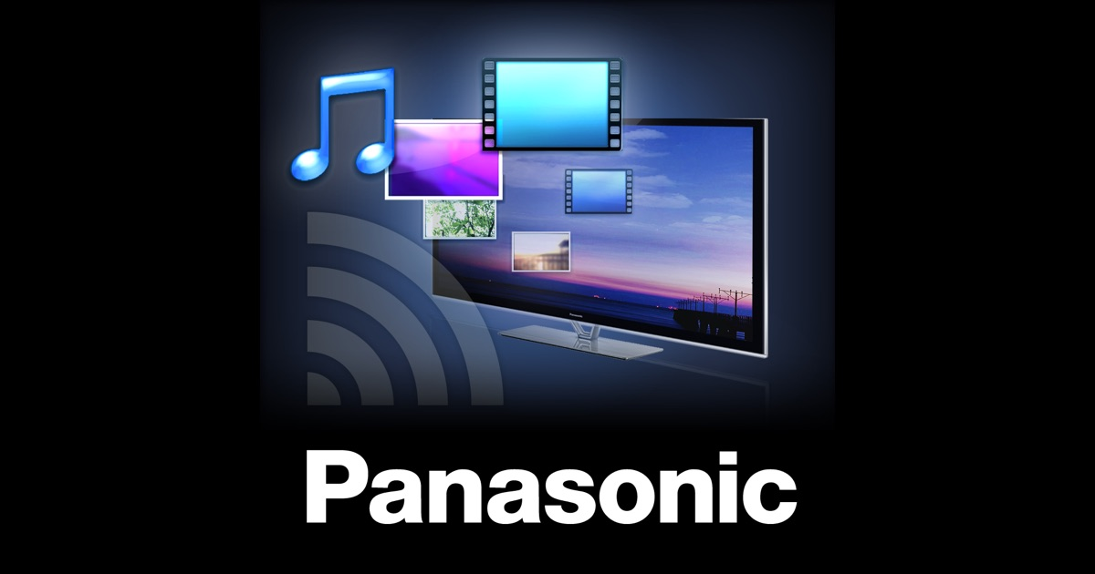 panasonic tv remote 2 on the app store. Black Bedroom Furniture Sets. Home Design Ideas
