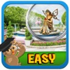 Free Hidden Object Games : 3D Fountain – Seek Missing Objects & Hidden Pictures in this Pocket Puzzle Game