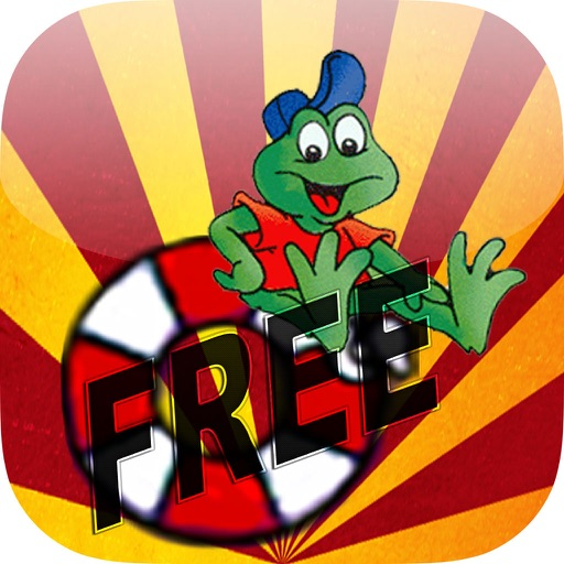 Loony Frogs Free - Rescue The Summer Wandering Frogs iOS App