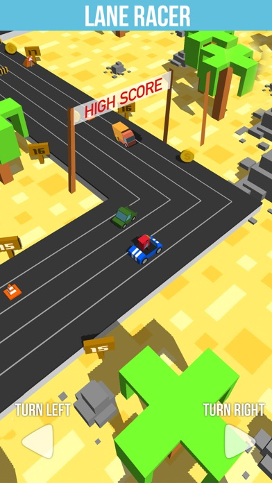 Lane Racer Screenshot