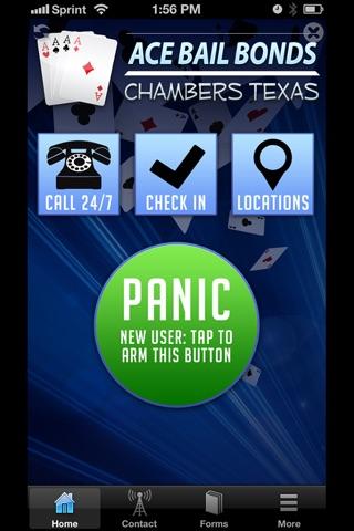 Ace Bail Bonds Chambers screenshot 1