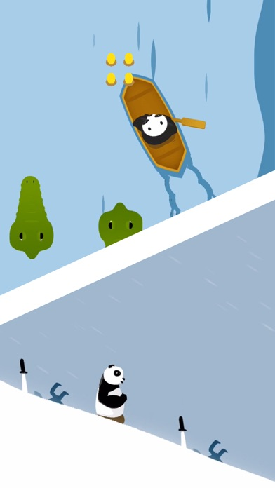 Panda Warrior: Kung Fu Awesomeness Pro Screenshot