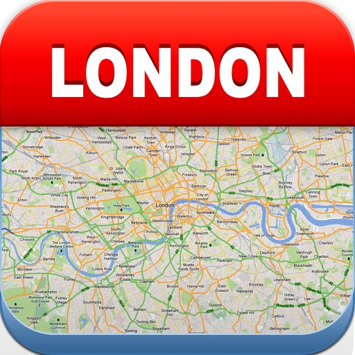 伦敦离线地图 – 城市 地铁 机场