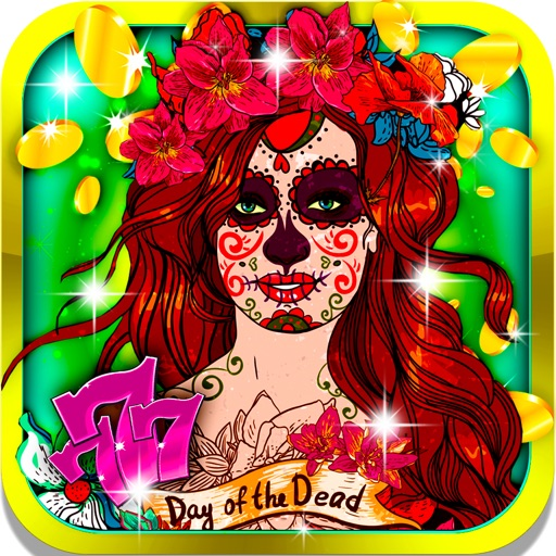 Best Mexican Slots: Celebrate the special Day of the Dead for tons of magical surprises iOS App