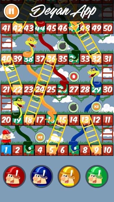 Snakes and Ladders - Ultimate Screenshot
