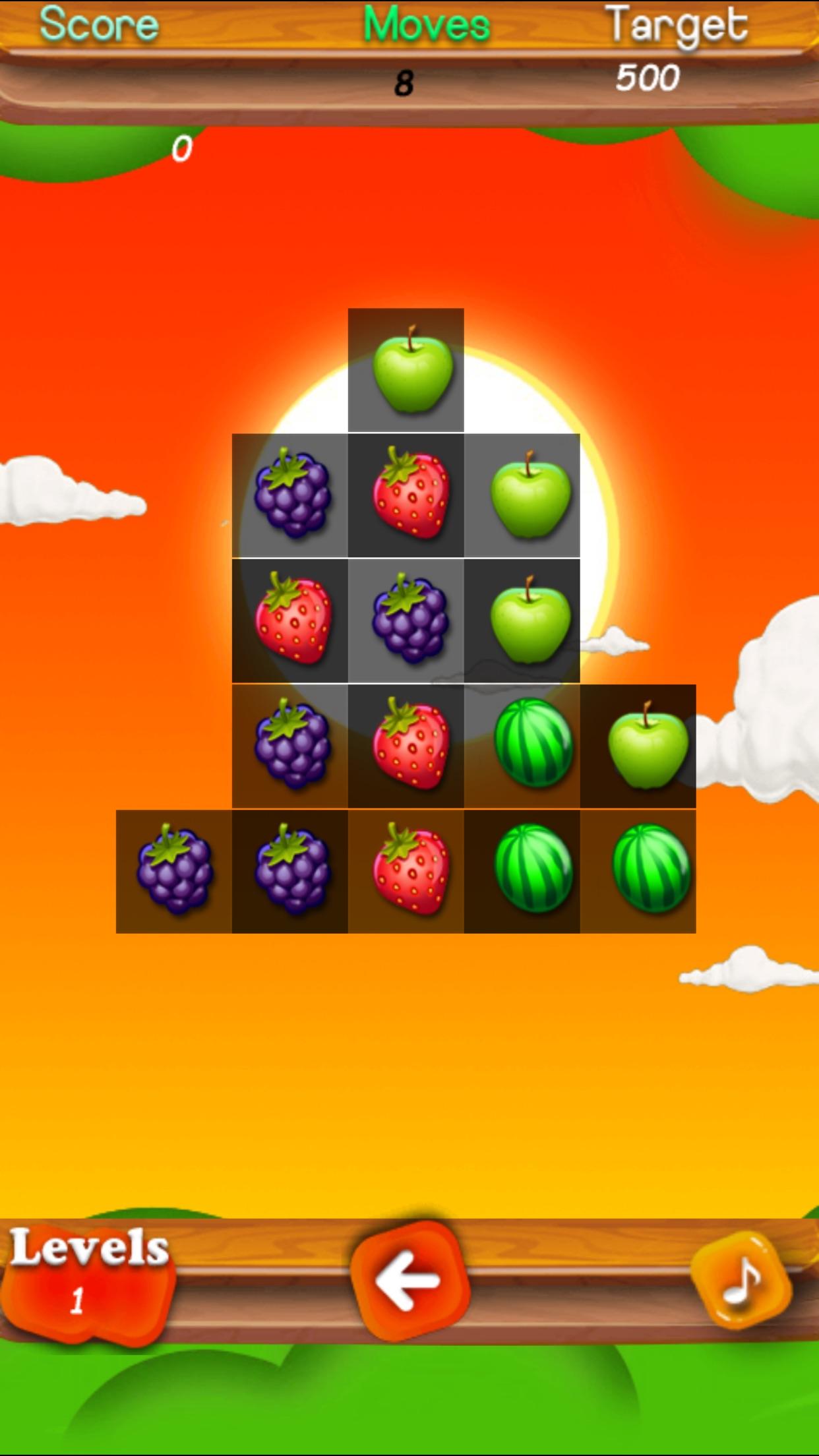 Fruit link 3 - Farm Fruit Link Screenshot 3
