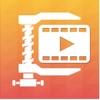 視頻拉鍊 - 壓縮任何視頻到iOS設備的存儲減少