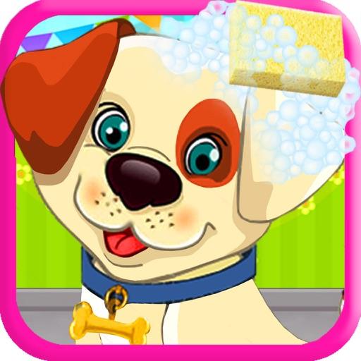 Puppy Care Salon animal jungle girls games iOS App