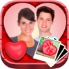 Valentine love frames - Photo editor to put your Valentine love photos in romantic love frames love