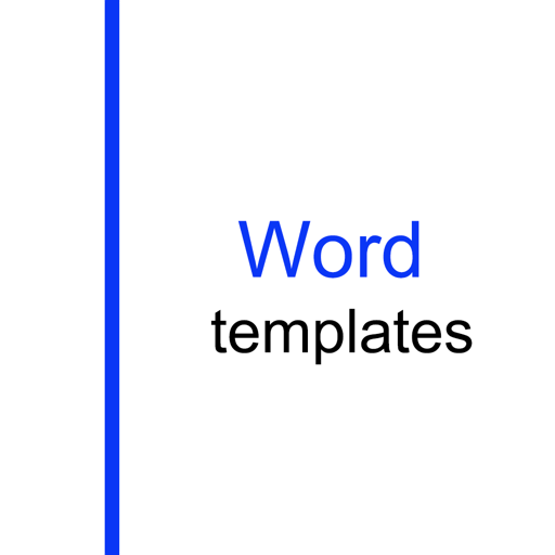 Common Template for Word