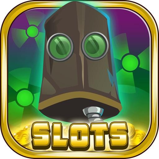Island of Radiation Casino Slots - Classic Vegas Slots Rush Casino iOS App