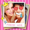 Photo Sticker HD - Pic Frame Camera, Filters Effects Collage Editor