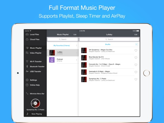 File Hub Pro by imoreapps Скриншоты10
