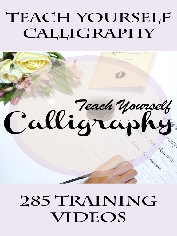 Teach Yourself Calligraphy App Insight Download