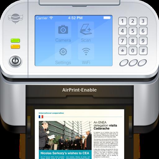 Air Printer - Print to Any Printer