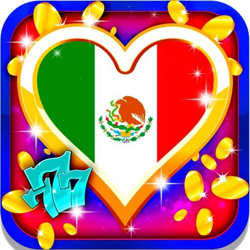 Mexican Slot Machine: Have fun with the famous Mariachi and win fabulous rewards iOS App
