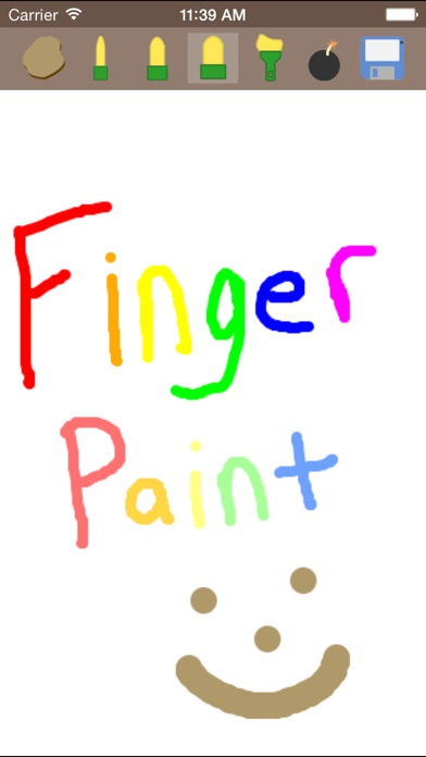 finger paint ape apps app download android apk. Black Bedroom Furniture Sets. Home Design Ideas