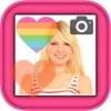 Profil Foto - Editor des Profil-Fotos in sozialen Netzwerken