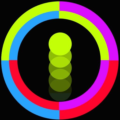 Color Wheels: Color Switch Fun! iOS App