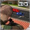 市軍の狙撃シミュレータ3D:武装車両でテロリストを打つ