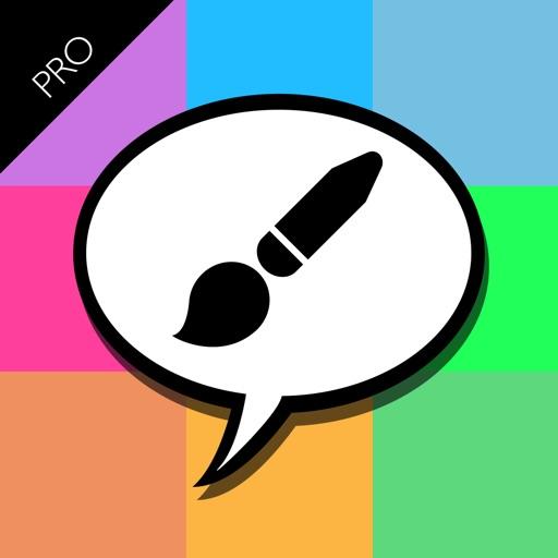 Рисующая клавиатура Про (Создать дизайн с графическим планшетом для Whatsapp, Facebook и т.д. ...)