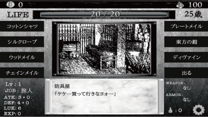 異世界に生きるのスクリーンショット5