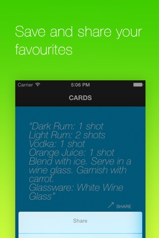 Bartender's Bible.. screenshot 2