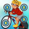 Aktiv! Spiel Zu Lernen und Spielen Mit Fahrrädern Für Kinder