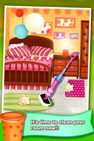 Clean House! - Kids Home Care games screenshot 3