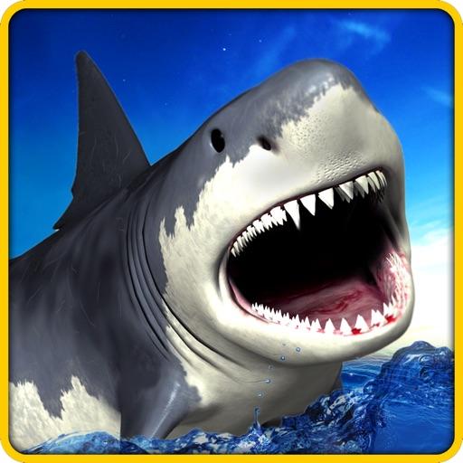 Angry Shark Simulator 3D