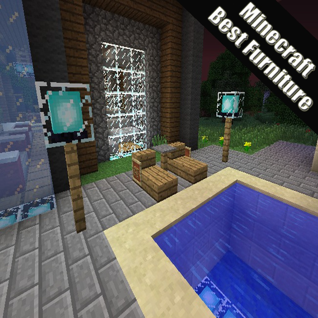 Mcpedia Furniture For Minecraft Best Furniture Ideas Video Guide For Furniture Design On