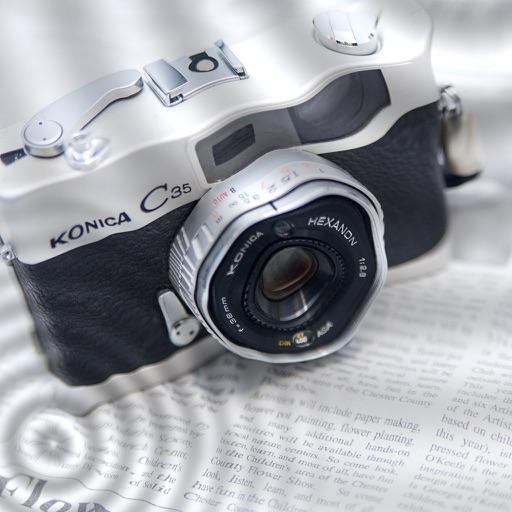 波紋カメラ