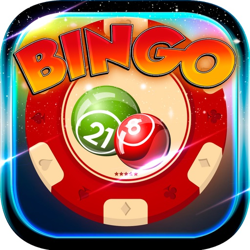 BINGO WILD - Play Online Casino and Number Card Game for FREE ! iOS App