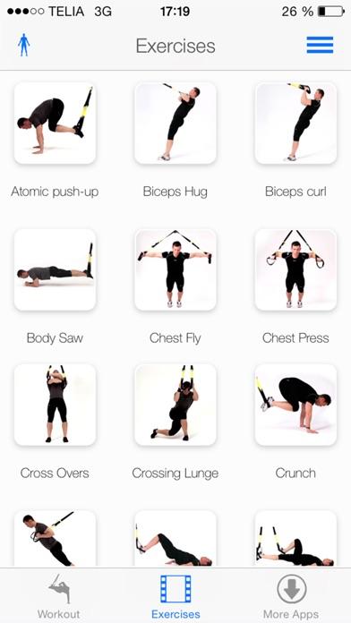 download Virtual Trainer Suspension apps 4