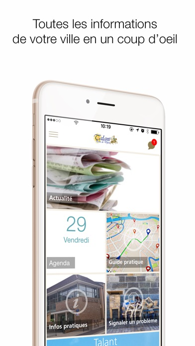 download Talant apps 4