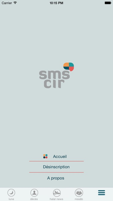 download SMS CIR apps 3