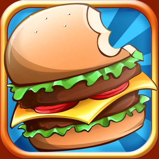 Burger Madness: Tasty Burgers iOS App