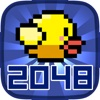 2048 Impossible Fish War Birds Flying Back