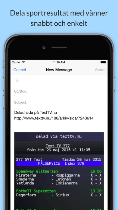 download SVT Text TV från TextTV.nu apps 0