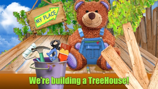 Decorate your own tree house games