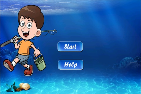 Jiglo Fish - Adventurous Eatfish Game screenshot 1