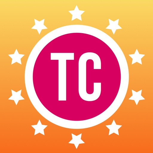 Tappy Circles™ - Amazingly addictive fast-paced circle tapping action iOS App