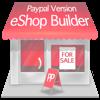 eShop Visual Builder - Paypal Version