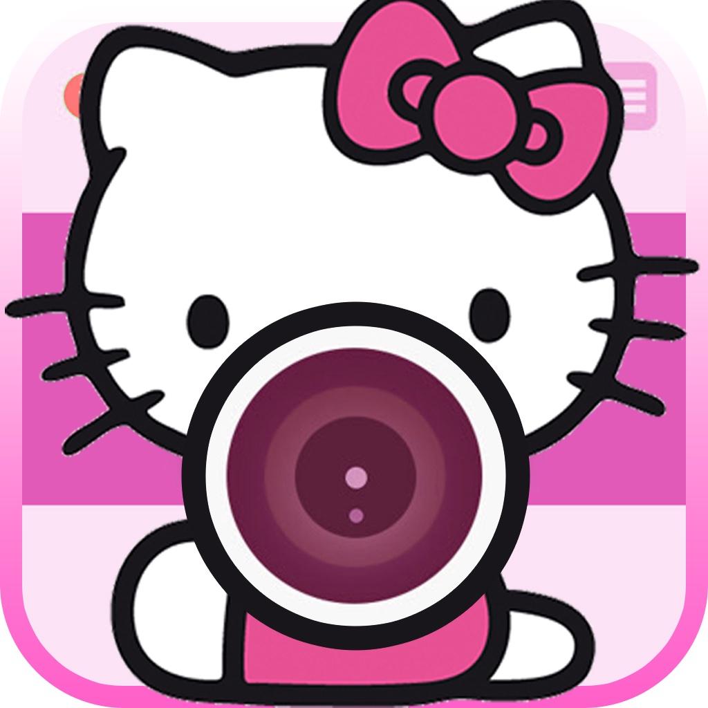 猫咪和我: 可爱美颜相机- 凯蒂猫版