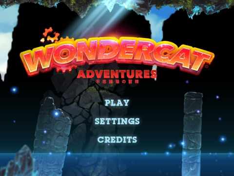 WonderCat Adventures Screenshot